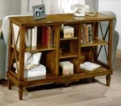 Klasikinio stiliaus baldai Knygų lentynos art 2011 E Knygų lentyna
