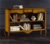 Klasikinio stiliaus baldai Knygų lentynos art 286 Knygų lentyna