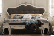 Klasikinio stiliaus baldai Lovos art 1031T Lova (King size)