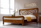 Klasikinio stiliaus baldai Lovos art 2071/180 Lova