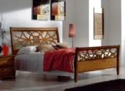 Klasikinio stiliaus baldai Lovos art 037 Lova