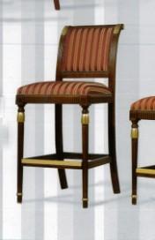 Klasikinio stiliaus baldai Sofos, foteliai art 0129B Kėdė