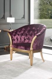 Klasikinio stiliaus baldai Sofos, foteliai art 9508P Fotelis