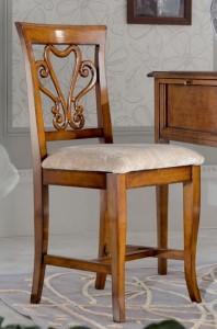 Klasikinio stiliaus interjeras art H6106 Kėdė