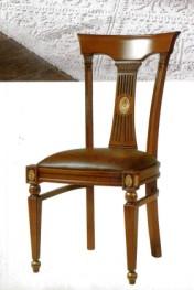 Klasikinio stiliaus interjeras Glamour art 651 Kėdė