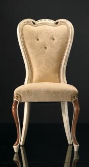 Klasikinio stiliaus interjeras Komodos art 0143S Kėdė