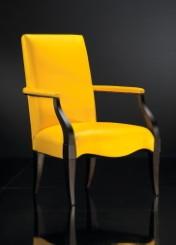 Klasikinio stiliaus interjeras Komodos art 0146P Krėslas