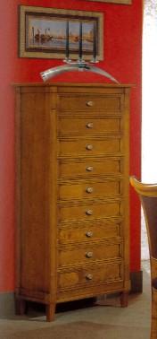 Klasikinio stiliaus interjeras Komodos art D418 Komoda