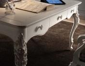 Klasikinio stiliaus interjeras Rašomieji stalai art 1021T Rasomasis stalas