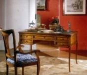 Klasikinio stiliaus interjeras Rašomieji stalai art 725 Rašomasis stalas