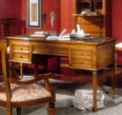 Klasikinio stiliaus interjeras Rašomieji stalai art 831 Rašomasis stalas