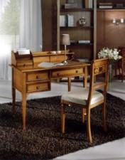 Klasikinio stiliaus interjeras Rašomieji stalai art H630 Rašomasis stalas