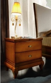 Klasikiniu baldu gamyba COMO art 4107 Spintelė
