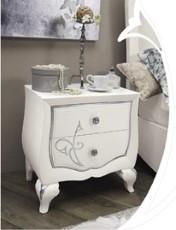 Klasikiniu baldu gamyba COMO art 4540 Spintelė