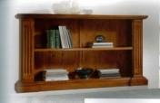 Klasikiniu baldu gamyba Knygų spintos art 161/A Knygų spinta