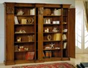 Klasikiniu baldu gamyba Knygų spintos art 756 Knygų spinta