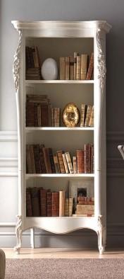 Klasikiniu baldu gamyba Knygų spintos art 1020T Knygu lentyna