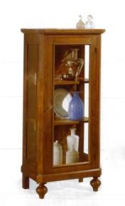 Klasikiniu baldu gamyba Roma art 1102/A Vitrina