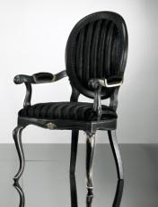 Klasikiniu baldu gamyba Roma art 0149A Kėdė