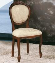 Klasikiniu baldu gamyba Roma art 0206S Kėdė