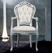 Klasikiniu baldu gamyba Roma art 0209A Kėdė
