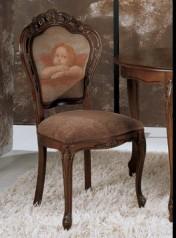 Klasikiniu baldu gamyba Roma art 0209S Kėdė