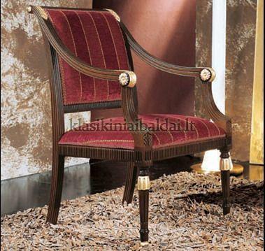 Sendinti baldai art 0129P Kėdė