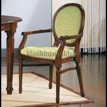 Sendinti baldai art 0253S Kėdė