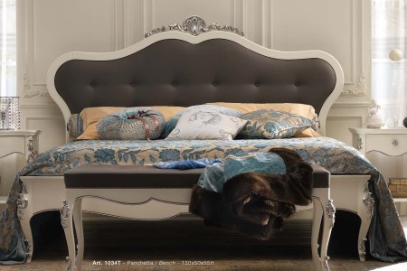 Sendinti baldai art 1031T Lova (King size)