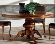 Sendinti baldai Stalai art H6162 Stalas apvalus