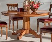 Sendinti baldai Stalai art H6168 Stalas apvalus