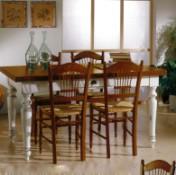 Sendinti baldai Stalai art H580 Stalas