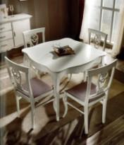 Sendinti baldai Stalai art H614 Stalas