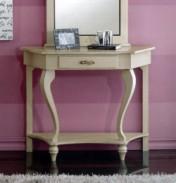 Sendinti klasikiniai baldai Komplektuojami baldai art 1106/A Konsolė