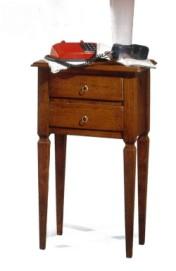 Sendinti klasikiniai baldai Komplektuojami baldai art 1114/A Telefono staliukas