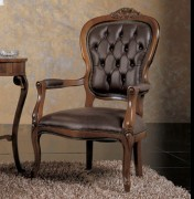 Sendinti klasikiniai baldai Seven Sedie art 0115P Krėslas