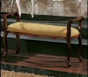Sendinti klasikiniai baldai Seven Sedie art 0132Q Suoliukas