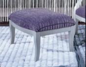 Sendinti klasikiniai baldai Seven Sedie art 0308O Pufas