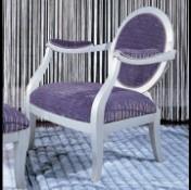 Sendinti klasikiniai baldai Seven Sedie art 0308P Krėslas