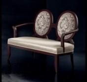 Sendinti klasikiniai baldai Seven Sedie art 0319D Suoliukas