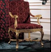 Sendinti klasikiniai baldai Seven Sedie art 0350P Krėslas