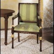 Sendinti klasikiniai baldai Seven Sedie art 0382A Kėdė