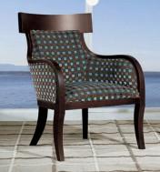Sendinti klasikiniai baldai Seven Sedie art 0402P Krėslas