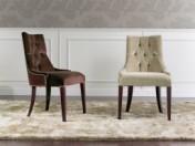 Sendinti klasikiniai baldai Seven Sedie art 0410S Kėdė
