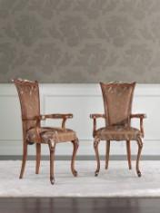 Sendinti klasikiniai baldai Seven Sedie art 0415A Kėdė