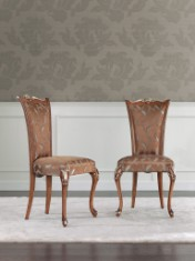 Sendinti klasikiniai baldai Seven Sedie art 0415S Kėdė