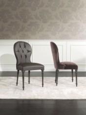 Sendinti klasikiniai baldai Seven Sedie art 0424S Kėdė