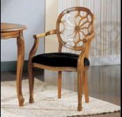 Sendinti klasikiniai baldai Seven Sedie art 0706A Kėdė