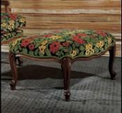 Sendinti klasikiniai baldai Seven Sedie art 0708O Pufas