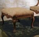 Sendinti klasikiniai baldai Seven Sedie art 0776O Pufas
